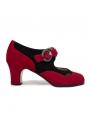 Zapato de Flamenco Abotinado - Irene