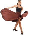 faldas flamencas en oferta