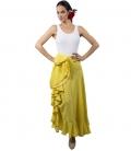 Faldas Rocieras de flamenco, Talla 40 (M)
