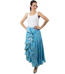 faldas rocieras