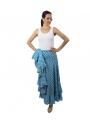 Faldas Flamencas Rocieras, Talla 40 (M)