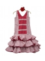 Vestido flamenca niña en Oferta