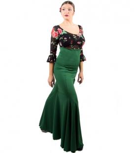 """Falda De Flamenco """"Carmen"""" - NOVEDAD"""