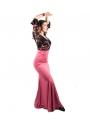 falda de flamenco carmen