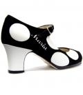 zapato de flamenco delta