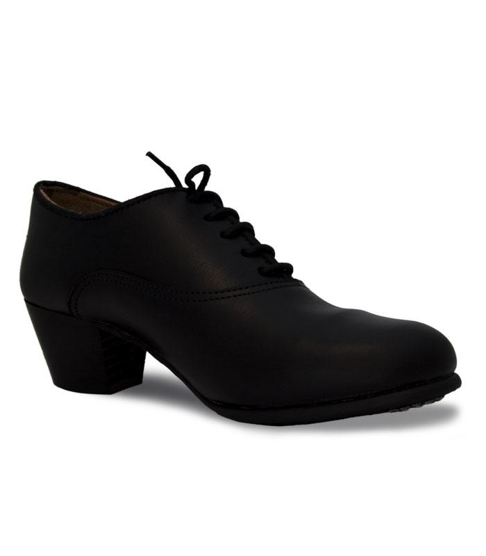 Zapato abotinado de Baile Flamenco