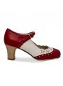 Zapato de Flamenco Profesional Modelo Fresa
