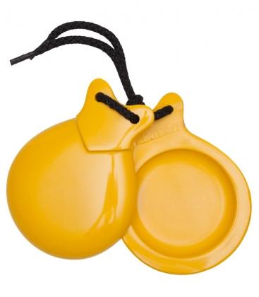 castañuelas amarillas