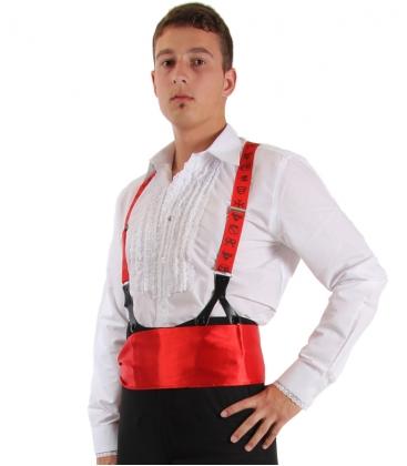 Camisa Flamenca Caballero