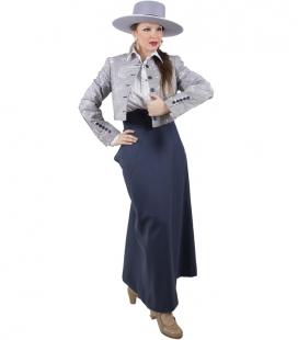 Conjunto falda amazona y chaqueta