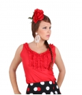Blusas Flamencas Goyesca