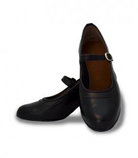 Zapato de flamenco principiante