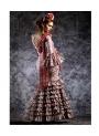 Vestido de Flamenca Clavellina 2019