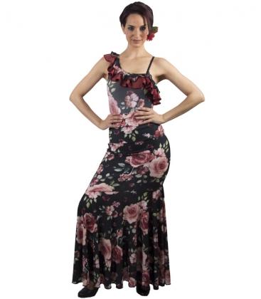 Falda de baile estampadas