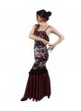 Falda Para Flamenco Mujer