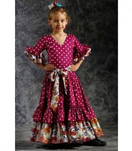 Trajes de flamenca de niña 2019