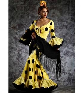 Vestido de Gitana Hinojo Super