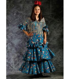 Trajes de flamenco de niña 2019