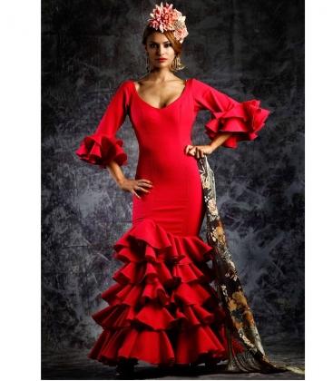 traje de flamenca 2019