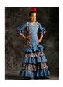 Nuevos trajes de flamenca niña 2019