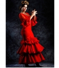 Vestido de Flamenca Helena