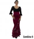 Faldas Flamencas Estrella - EN PROMOCION