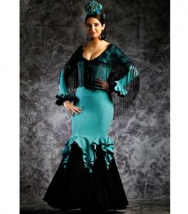 Vestido Flamenco Paloma super