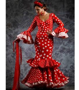 Vestido de Sevillanas Quema Super
