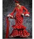 vestido de sevillanas