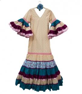 Traje de flamenca Canastero