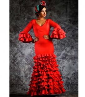Trajes de Flamenca 2019 Hortensia