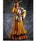 Vestido de Flamenca Camelia