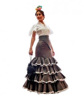Falda Flamenca Rociera