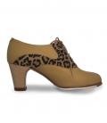 Zapato Flamenco Abotinado Profesional - Raices