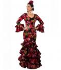 Vestido de Flamenca 2021, Talla 42 (L)
