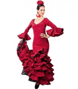 Traje De Flamenca 2019, Talla 38 (M)