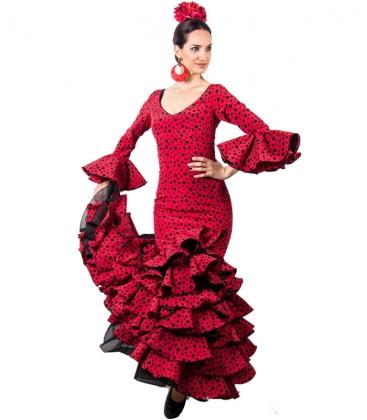 1803bf565 Traje De Flamenca 2019, Talla 38 (M)