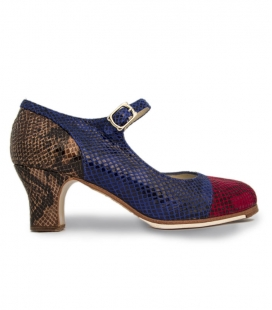 Zapato bulería especial