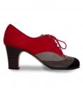 Zapato de flamenco profesional Luz