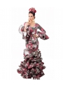 Vestido de Sevillanas 2019, Talla 36 (S)