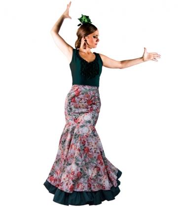 faldas flamencas 2019