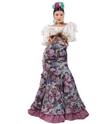 falda rociera 2019