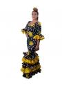 Trajes de Flamenca 2019, Talla 36 (S)