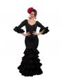 Vestido de Flamenca, Talla 34 (XS) Granada