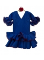traje de flamenca para niña