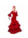 Vestido de Flamenca, Talla 44 (L)