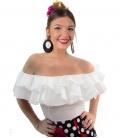 Blusas flamencas modelo habana