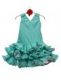 Vestidos De Flamencas, Talla 4