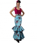 Faldas de Flamenca, Talla 40 (M)