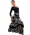 Faldas De Flamenco Con Volantes